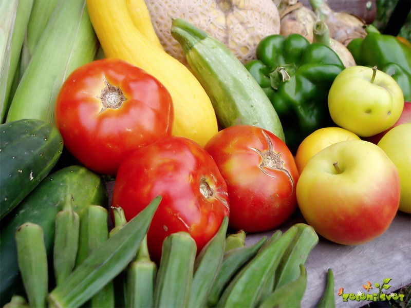 Kako do zdravega in bogatega pridelka?