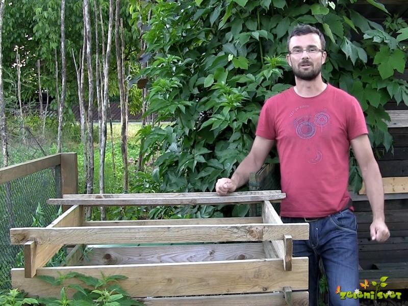 Kako smo pripravili odličen domač kompost v manj kot treh mesecih?