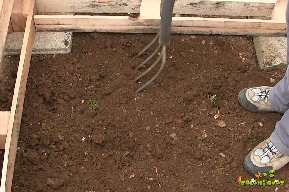 Rahljanje tal