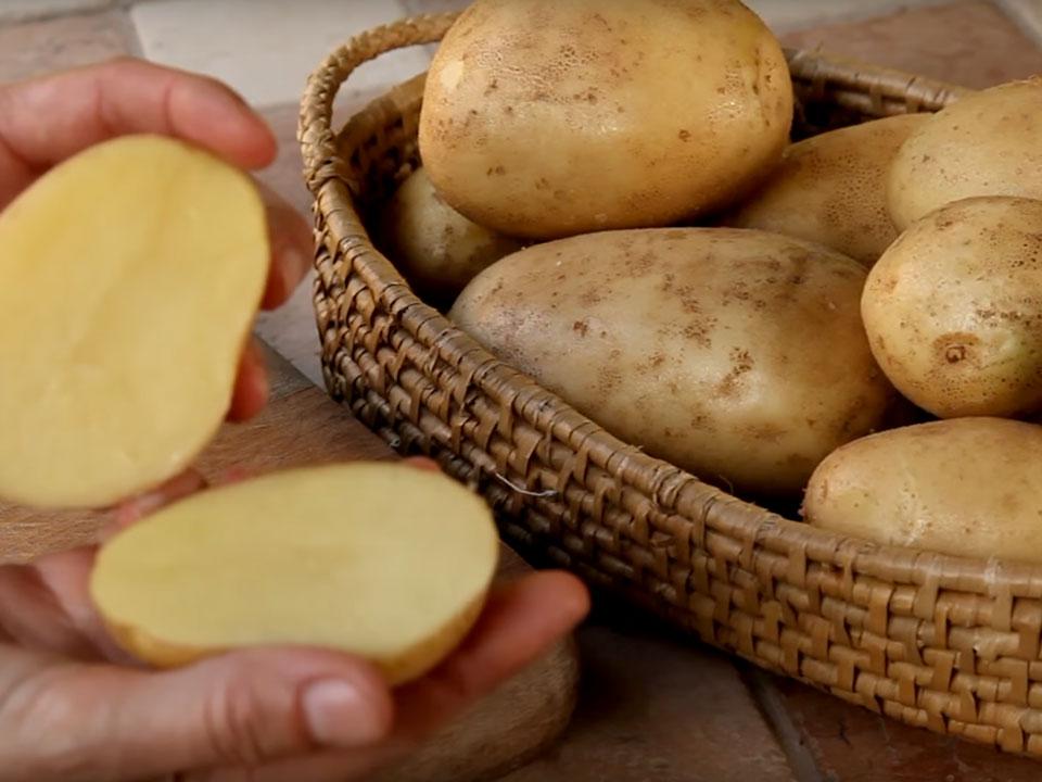 O sorti krompirja se odločite pred nakupom.