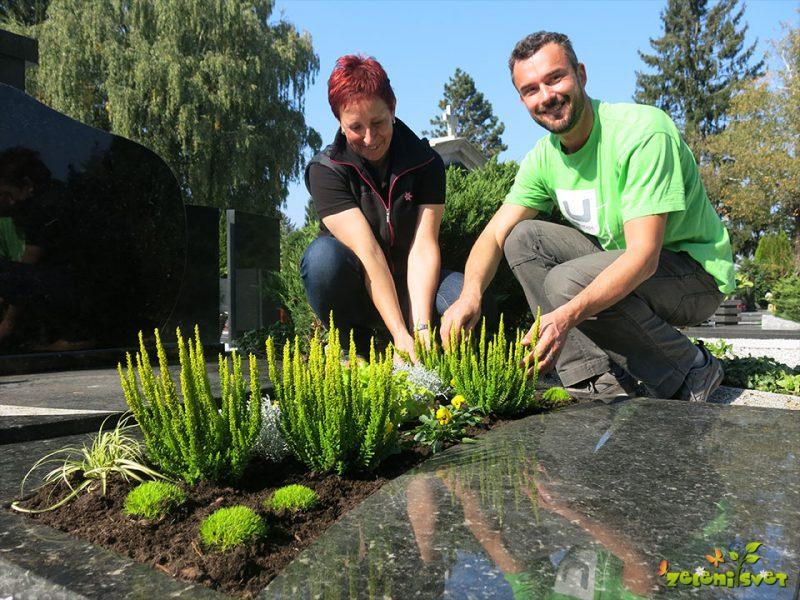 7 idej za najlepši grob