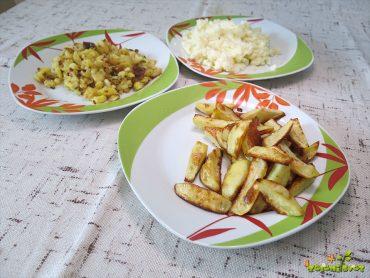 Najboljši krompir za pečenje, praženje, pire, solato in cvrtje