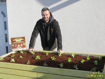 Ideje za vrtnarjenje v vrtu, visoki gredi in rastlinjaku