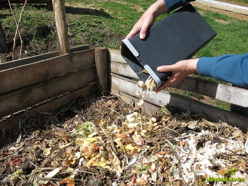 Pravilno gnojenje s kompostom in njegova priprava