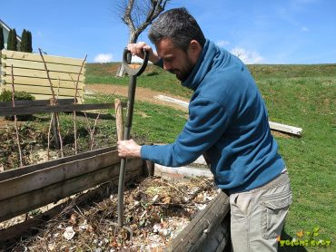 Naravni recept za odličen domač kompost