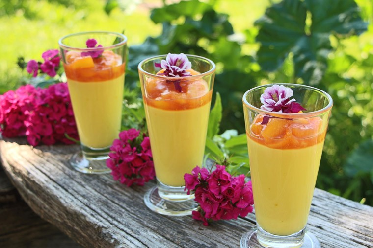 Zeliščne sladice za osvežilne poletne dni