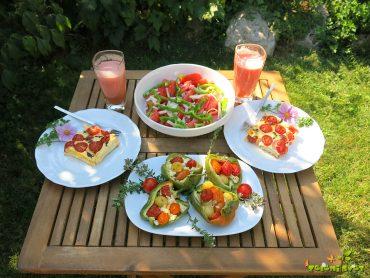 Okusne paradižnikove jedi vas bodo navdušile