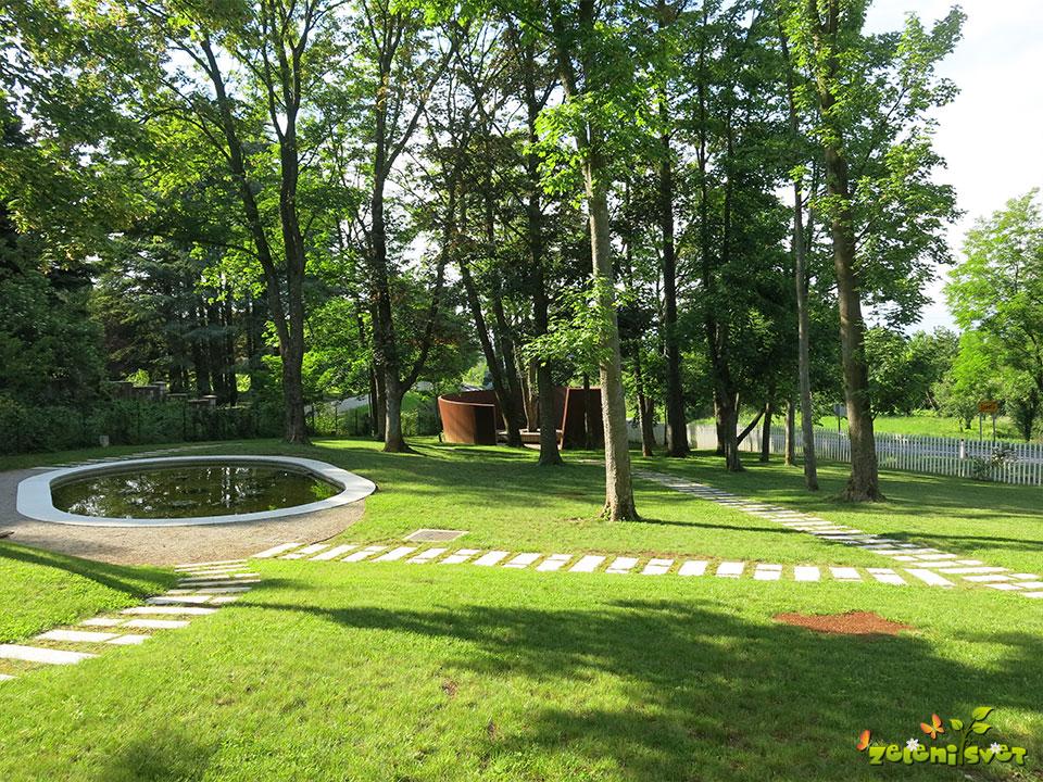 revitalizirani del vrta