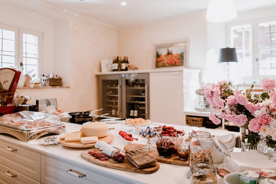 villa fabiani hrana