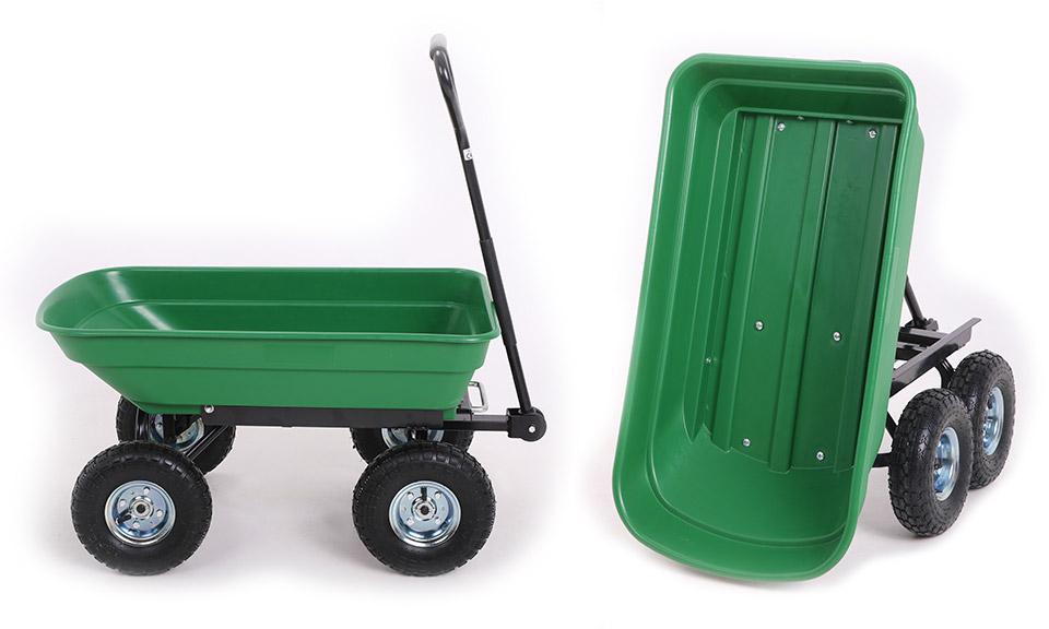 manjši vrtni voziček