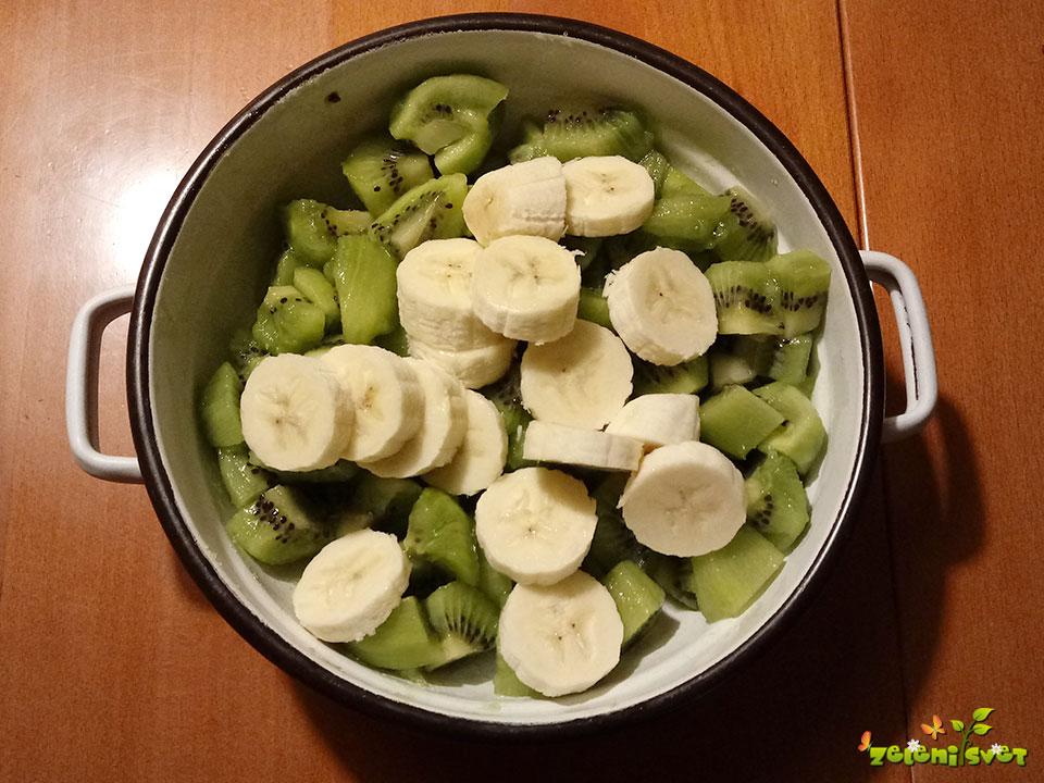 domači plodovi narezani