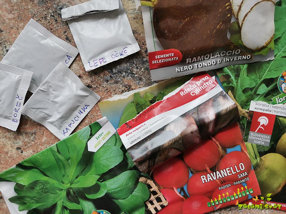 semenske vrečke