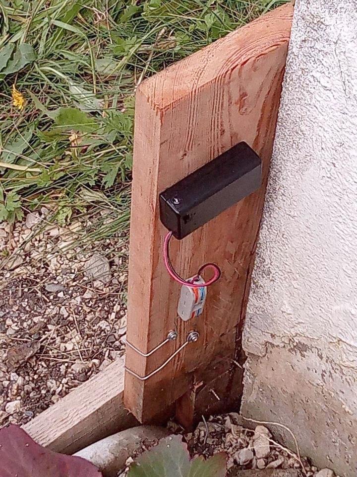 Električna ograja StopSnails