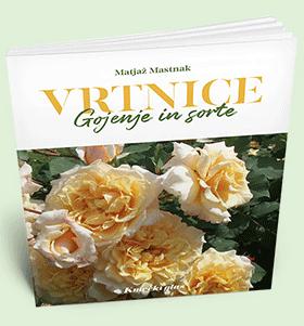 vrtnice knjiga