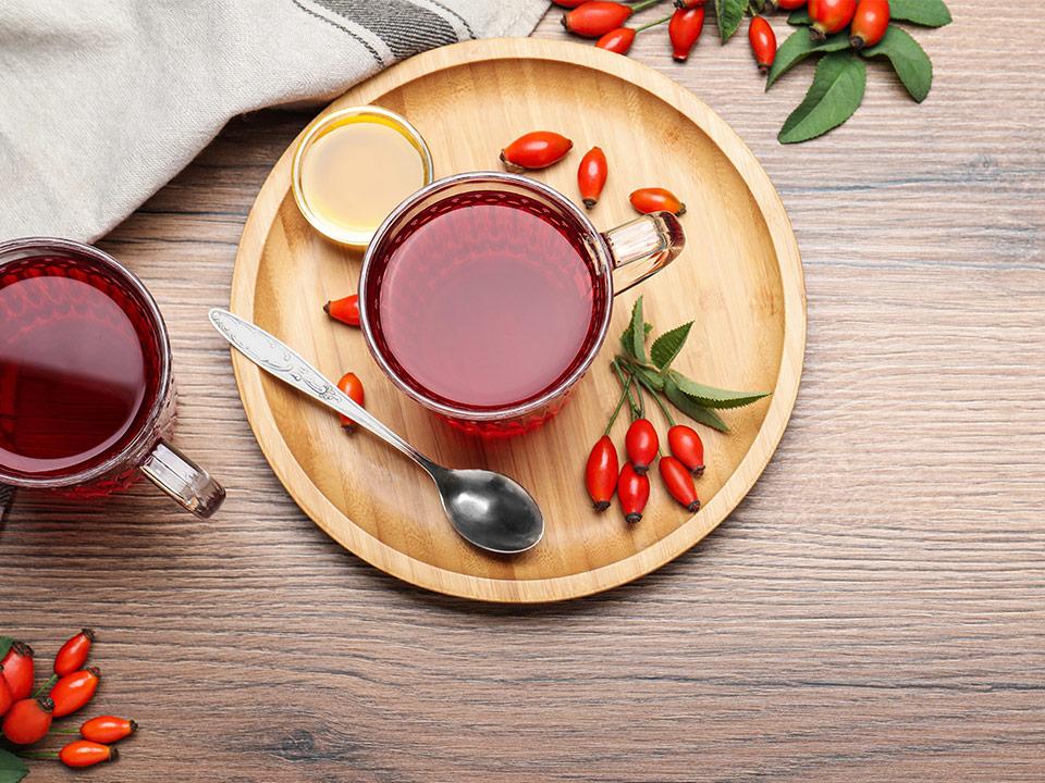Šipkov čaj, čaj iz šipka