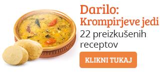 recepti krompirjeve jedi